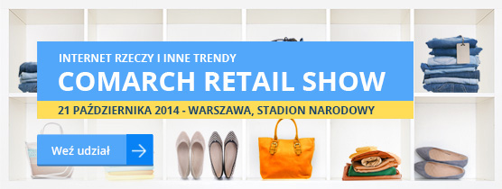 Comarch retail show