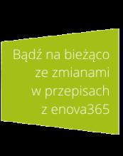 zmiany w przepisach 2015 enova365