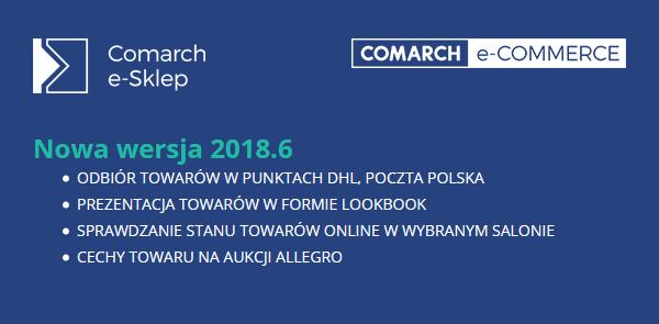 comarch e-sklep 2018.6